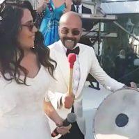 Sarp Akkaya ve Sinem Yalçınkaya Evlilik