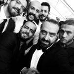 Sinem Yalçınkaya ve Sarp Akkaya Düğün Fotoğrafları