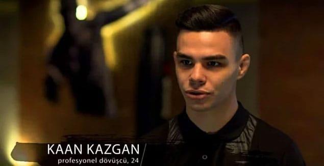Kaan Kazgan Survivor 2019 Yarışmacı Adayı