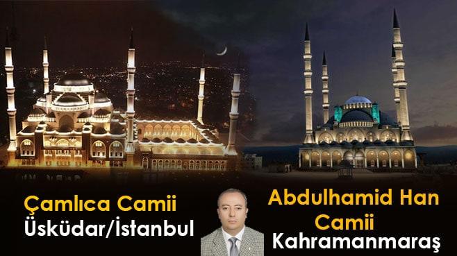 Hacı Mehmet Güner Camileri